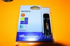 Lot Of 2 New Vintage Sony Walkman Mp3 Player Sealed Sold As Is