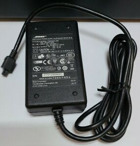 Genuine Black Bose SoundDock 1 & RoomMate Power Adapter Charger PSM36W-208