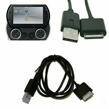 2in1 USB Charging Data Charger Cable for Sony PSP Go PSP-N1000