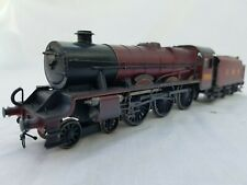 OO GAUGE KITBUILT LMS 5560 PRINCE EDWARD ISLAND LOCOMOTIVE & TENDER + WEATHERED