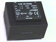 Printtrafo prim. 230V sek 15V 7VA Lauma V48.16/16268 Transformer Transformator