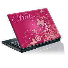 TaylorHe Personalized Laptop Decal Vinyl Skin Sticker With YOUR NAME P102