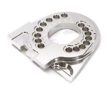 Integy Aluminum Motor Mounting Plate : Traxxas TRX-4 C28082SILVER
