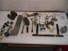 Lot Of Vintage Automotive Parts car truck #1
