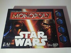 """Jeu De Société """" Monopoly Star Wars """""""