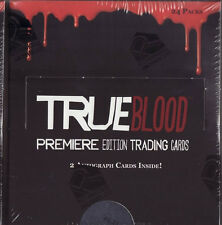 True Blood Premiere - One (1) Factory Sealed Box by  Rittenhouse Archives
