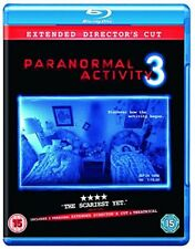 Paranormal Activity 3 [Blu-ray] [Region Free] [DVD][Region 2]