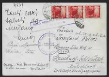 POSTAL HISTORY EUROPEAN CENSORS -1947 (3RD May) Allied Occupation - 3044