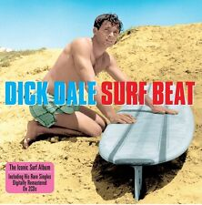 DICK DALE - SURF BEAT - THE KING OF SURF MUSIC  (NEW SEALED 2CD)