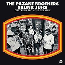 Pazant Bros - Skunk Juice: Dirty Funk From The Big Apple [New Vinyl LP] UK - Imp