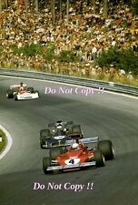 Arturo Merzario Ferrari 312 B3 Austrian Grand Prix 1973 Photograph