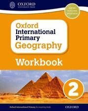 Oxford International Primary Geography: Workbook 2, Jennings 9780198310105.