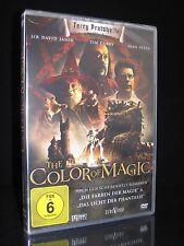 DVD THE COLOR OF MAGIC - TERRY PRATCHETT - FARBEN DER MAGIE  LICHT DER PHANTASIE