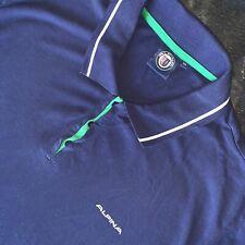 early 2000s Alpina Men's Polo Shirt Size 3XL ; fits L/XL hartge bbs bmw porsche