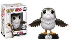 exclusivo Star Wars The Last Jedi - porg 9.5cm Figura de Vinilo Pop Burbuja
