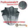 STAMPO PANDORO PROFESSIONALE IN ALLUMINIO SPESSORE 2 MM ALTA RESISTENZA NATALE