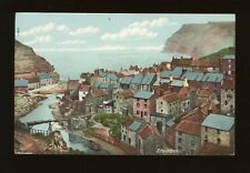 Yorkshire Yorks STAITHES General view unposted c1900s? PPC