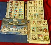 TOPPS COMPLETE SETS 1974 1978 1979 2004 2005 WINFIELD SMITH MOLITOR MURRY RYAN