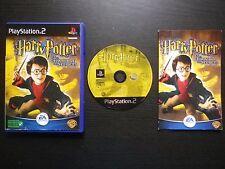 HARRY POTTER ET LA CHAMBRE DES SECRETS : JEU Sony PLAYSTATION 2 PS2 (complet)