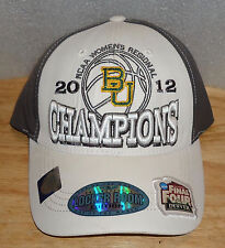 Baylor Lady Bears Basketball Cap/Hat 2012 BIG 12 CHAMPIONS Locker Room Edition