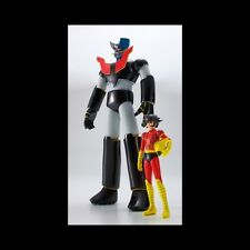 Mazinger Z 8 inch action figure West Kenji Exclusive w/Kabuto Koji pilot RARE