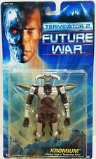 Vintage 1992 Kenner Terminator 2 Future War Action Figure Kromium
