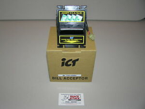 VM-010 CHANGE TIME BILL ACCEPTOR BL-700 - Accepts New $1's, $5's, $10's & $20's