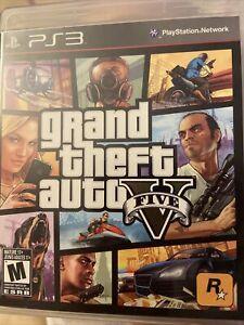 Grand Theft Auto V (PlayStation 3, 2014)