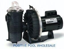 Pentair Challenger 1 Hp High Pressure Pool Pump 346204