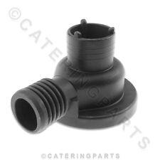 Ph03 Lavavajillas De Drenaje Bomba Carcasa de plástico Jefe de 35 mm Entrada 31mm Outlet Tornillo
