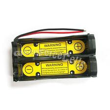 4 PZ 1S2P 18650 3.7 V HOLDER CASE CON BATTERIA LI-ION PCM protezione circuito module