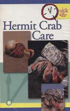 Hermit Crab Care New Book Advice Terrarium Health Land