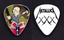 Metallica 30th Anniversary Fillmore Lars Ulrich Guitar Pick - 2011 Tour