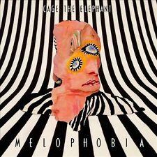 MELOPHOBIA [VINYL] CAGE THE ELEPHANT NEW VINYL RECORD