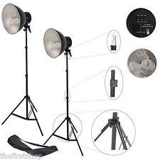 Kit 2 Illuminatore Studio Foto Video Lampada Luce DayLight DynaSun 2x CY25WT 450
