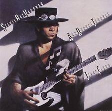 STEVIE RAY VAUGHAN TEXAS FLOOD 5 Extra Tracks REMASTERED CD NEW