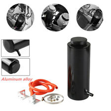 Aluminum 800ml Radiator Coolant Oil Catch Water Tank Overflow Reservoir Oil Pipe