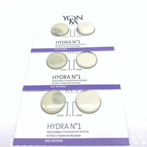 Yonka Hydra N1 Serum + Creme samples 25 X 3ML EA=75ML TOTAL $79 VALUE!!