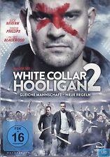 HOOLIGAN 2 - White Collar + DVD + Gleiche Mannschaft - Neue Regeln + Fußball +