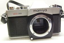 Mamiya MSX 500 cámara carcasa