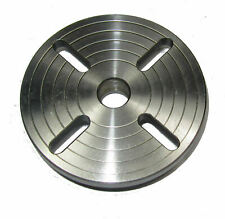 RDGTOOLS NEW 80MM FACEPLATE THREADED 12 X 1MM WATCHMAKING TOOLS