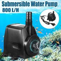 16W Aquarium Fish Tank Feature Water Pump Submersible Waterfall Tropical  *