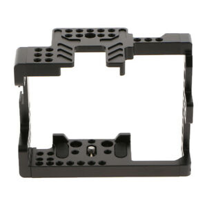Camera Video Holder Mount Stabilizer Cage for  A7II A7RII A7SII