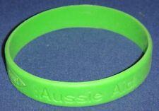 Wristband Aussie Aid Walkabout – Ashes Cricket 2005 England Australia Manchester