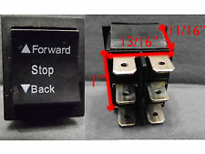 6-Terminals 6-PIN 3 Position Switch 16(8)A/250VAC T125 16A 125/250VAC