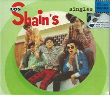 LOS SHAIN'S - SINGLES 1966-1968 PERUVIAN GARAGE ROCK REMASTR SEALD REPSYCHLED CD