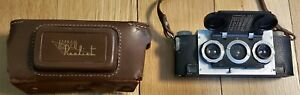 1940's Stereo REALIST Camera with Case  David White Model ST41 Fabulous Shape