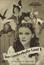 IFB 956 | DAS ZAUBERHAFTE LAND | THE WIZARD OF OZ | Judy Garland | wie neu
