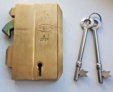 WILLENHALL LOCKS G10 5 Lever Gatelock with 2 keys