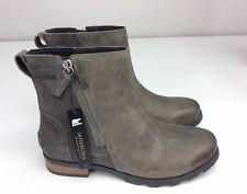 Sorel Emelie Zip Bootie Boots Size 8.5 Women's